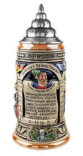 german-beer-purity-law-beer-stein-500-year-anniversary-german-beer-purity-law-beer-stein-full-color