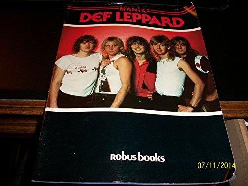 Def Leppard (Metal Mania Series)