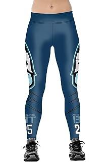 97041ae4 Amazon.com: CNC Philadelphia Yoga Leggings: Clothing