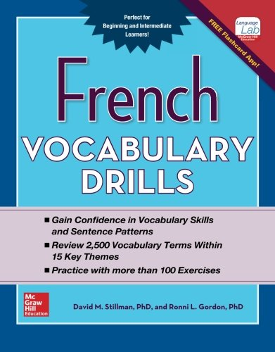 french verb drills - 9