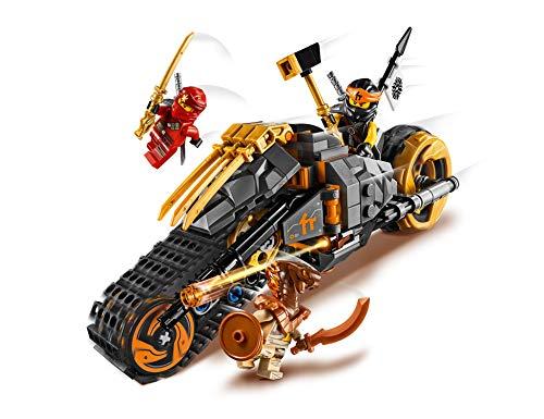 LegoNinjago70672 Coles Offroad-Bike, Bauset 2