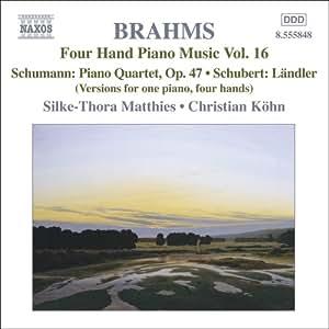 Piano Music 4 Hands Vol. 16