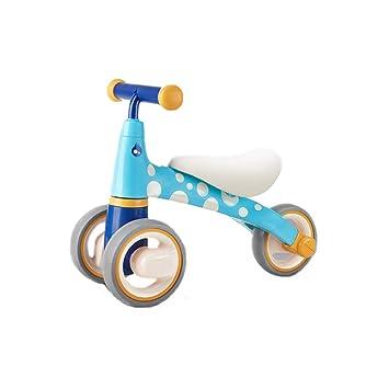 XIAOME Bicicletas de Equilibrio del bebé Sin Pedal,Juguetes ...