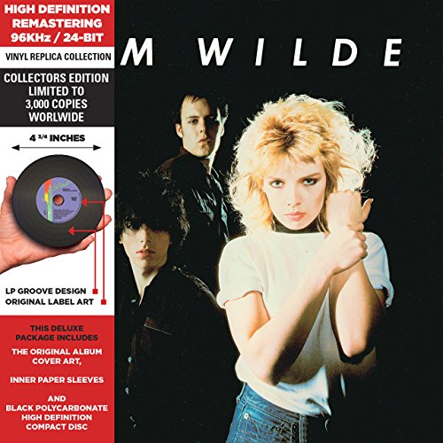 Kim Wilde - Kim Wilde (Limited Edition, Remastered, Collector\'s Edition)