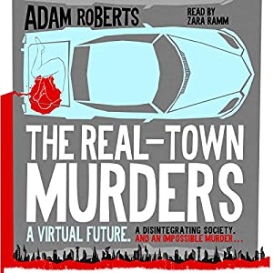 The Real-Town Murders Audiobook
