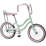 Schwinn Girl's Mist Polo Bike, 20-Inch, Mint
