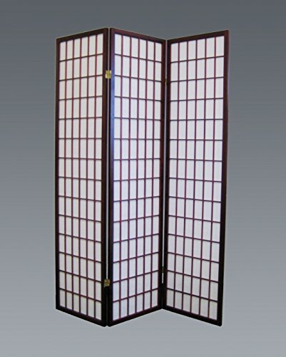Crown Mark 3 Panel Wood Room Divider