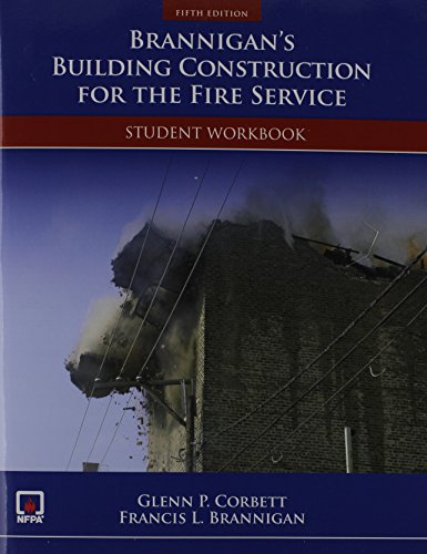 Brannigan's Building Construction For The Fire Service Student Workbook