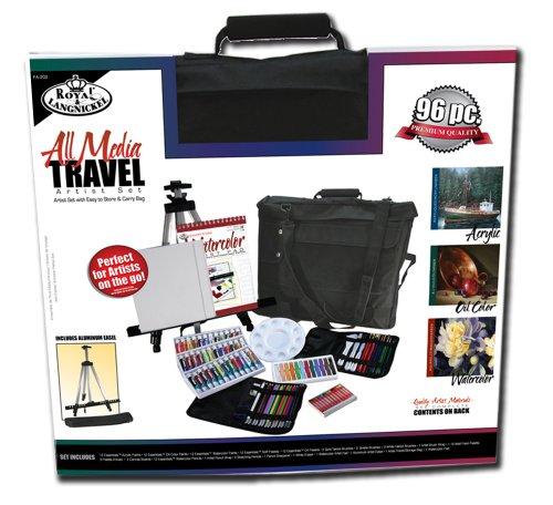 Royal Langnickel Media Travel Artist