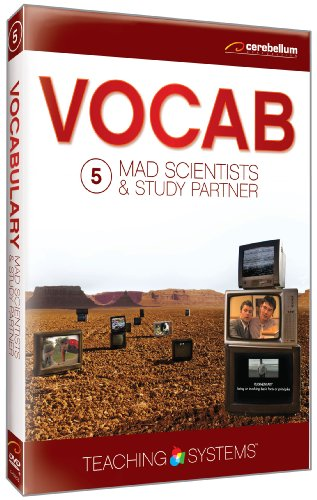 Teaching Systems Vocabulary Module 5: Mad Scientists & the Study Partners ()