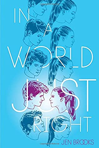 book cover of In a World Just Right