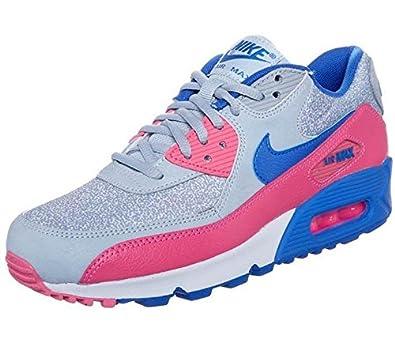 air max 90 grey pink