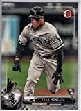 2017 Bowman #25 Yoan Moncada Chicago White Sox Rookie Baseball Card