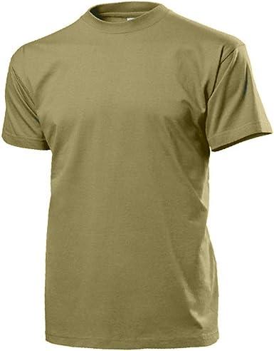Camiseta de arena Beige Camisa de t Army Alfa Camiseta Camisa ...