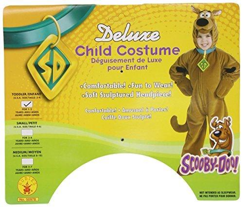 Scooby Doo Costumes Uk (Children's Scooby Doo Costume)