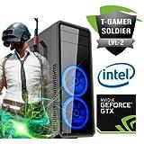 PC Gamer INTEL i5 7400 3.0GHZ 6MB GEFORCE GTX 1060 3GB 8GB HD 1TB