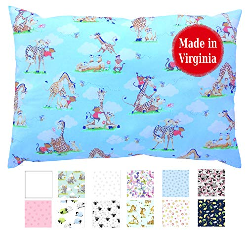 100% Cotton Toddler Pillowcase (14