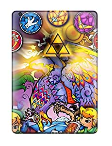 Hot New Zelda Case Cover For Ipad Air With Perfect Design