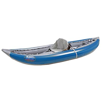 Amazon.com: Aire Lynx 1 hinchable kayak-blue: Sports & Outdoors