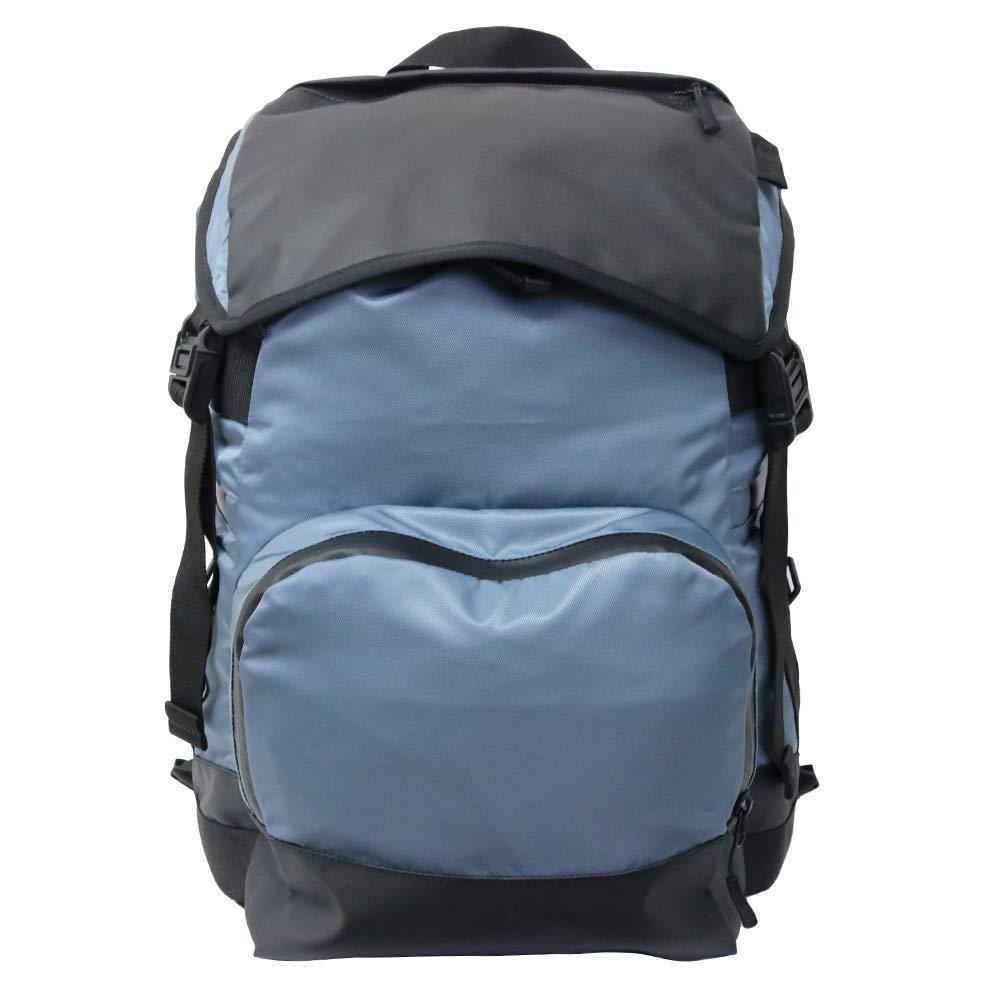 (バッグジャック) BAGJACK『NXL RUCKSACK OC』(Black/Light Blue) One Size Black/Light Blue B07R9QMD13