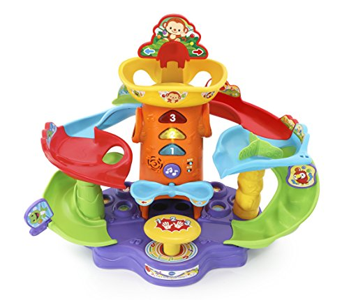 VTech Pop-a-Balls Pop and Surprise Ball Center ()