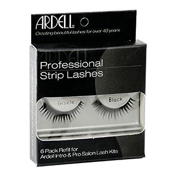 7690ceb5501 Amazon.com : Ardell Runway Lashes, Gisele Black : Fake Eyelashes And  Adhesives : Beauty