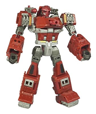 Transformers Deluxe Generations - Warpath
