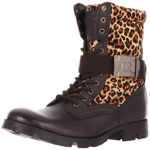 J75 Women's Print Cheetah Boot JUMP Strong by ZvxWAqA
