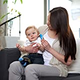 Kinsa Smart Ear Digital Thermometer for Baby, Kid, Toddler and Adult - FDA Approved, Pediatrician Recommended for Professionally Accurate Fever Tracking (termometro)