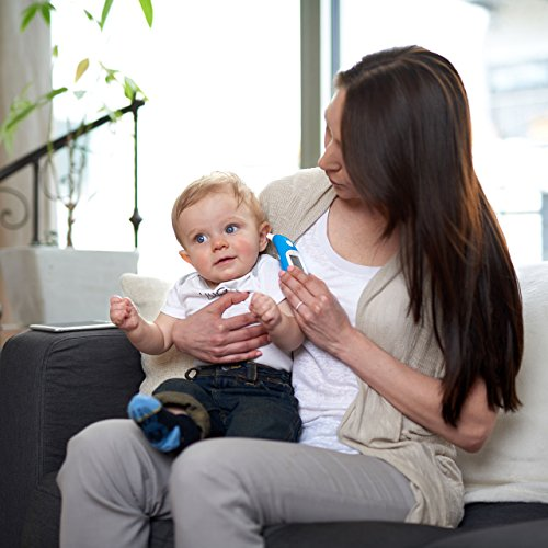 Kinsa Smart Ear Digital Thermometer for Baby, Kid, Toddler...