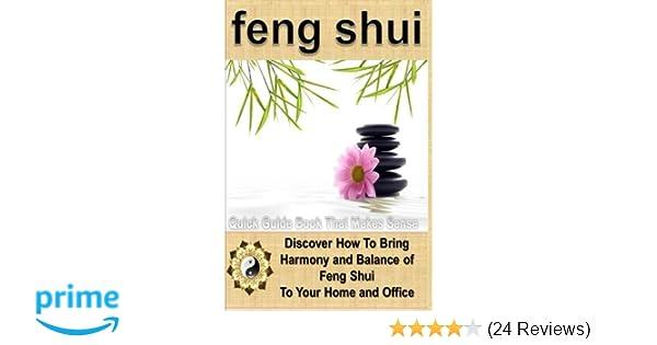 Amazon Feng Shui A Feng Shui Quick Guide Book That Makes Sense