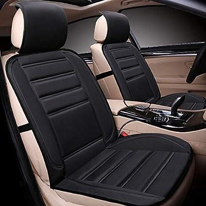 Amazon.es: 1 par de coches Cojín del asiento con calefacción ...