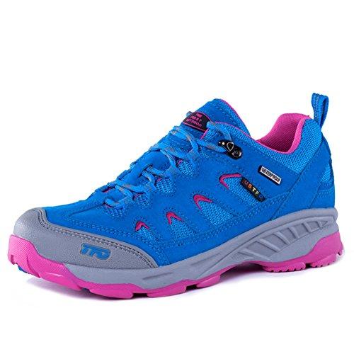 TFO Chaussures de Marche pour Femmes Outdoor Chaussures de Trekking et de Randonn