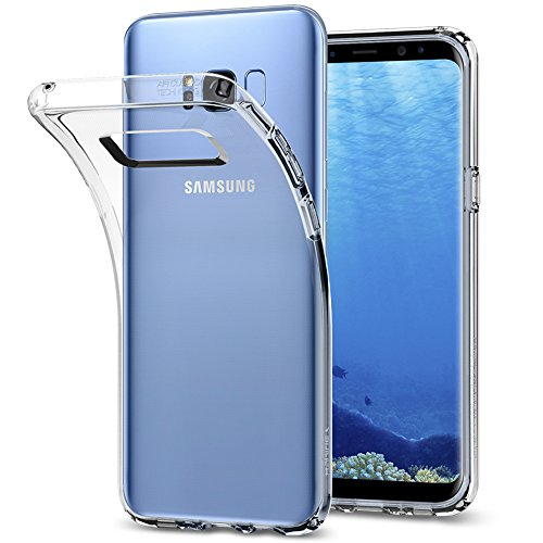 Premium Hard Crystal (Spigen Liquid Crystal Galaxy S8 Case with Slim Protection and Premium Clarity for Samsung Galaxy S8 (2017) - Crystal Clear)