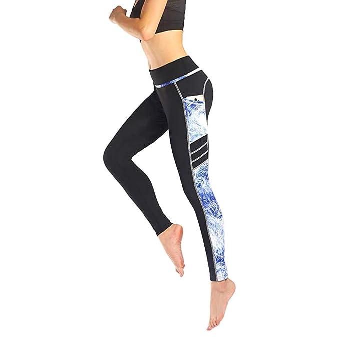 Pantalons De Yoga pour Femmes Respirants,Mounter 2019 Women Pantalon de  Sport Leggings Skinny Sechage Rapide  Amazon.fr  Vêtements et accessoires b385e80b3e20