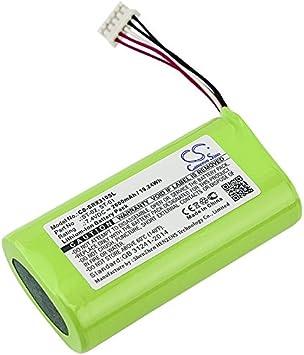 Amazon.com: Batería de repuesto para Sony SRS-X3, SRS-XB2 ...