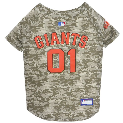 Pets First MLB PET APPAREL. - Licensed BASEBALL JERSEYS, T-SHIRTS, DUGOUT JACKETS, CAMO JERSEYS, HOODIE TEE's & PINK JERSEYS for DOGS & CATS available in 29 MLB TEAMS & 6 sizes. -  SFG-4060-MD