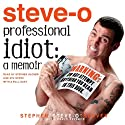 Professional Idiot : A Memoir Audiobook by David Peisner, Stephen