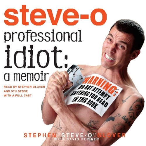 Professional Idiot: A Memoir Audiobook [Free Download by Trial] thumbnail