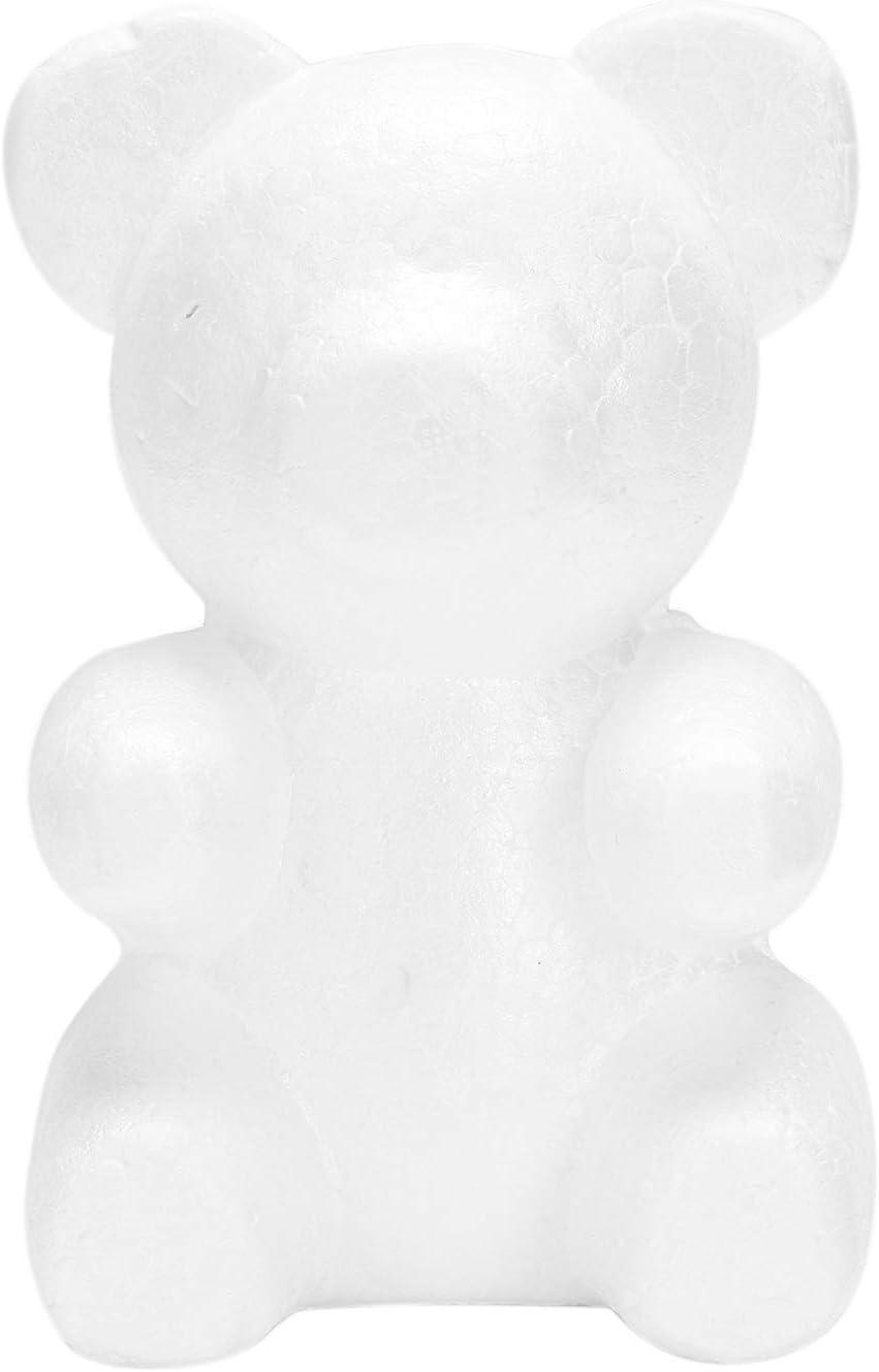 Weihnachtsdekoration 1 St/ück Styropor-Schaum Noblik Party-Dekorationen B/är Schaumstoff-Modellierung Polystyrol