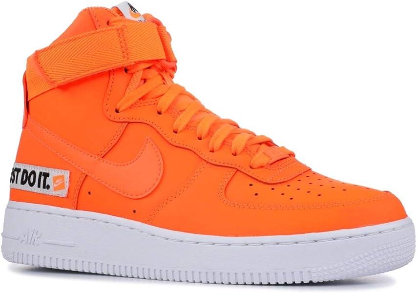 be07e6aa62faf Amazon.com | Nike AIR Force 1 HI '07 LV8 JDI LTR Men's Sneaker ...