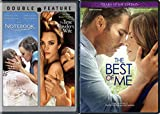 Nicholas Spark 3-Movie Bundle - The Notebook/The Time Traveler's Wife & The Best of Me 3-DVD Set