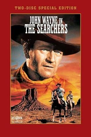 Amazon.co.jp | The Searchers [1956] [DVD] by John Wayne DVD ...