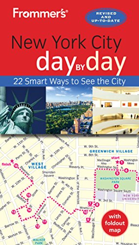 Frommer's New York City day by day (New York City Opera New York Ny)