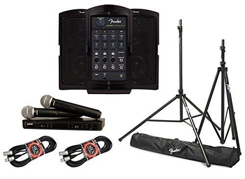 fender audio speakers - 8