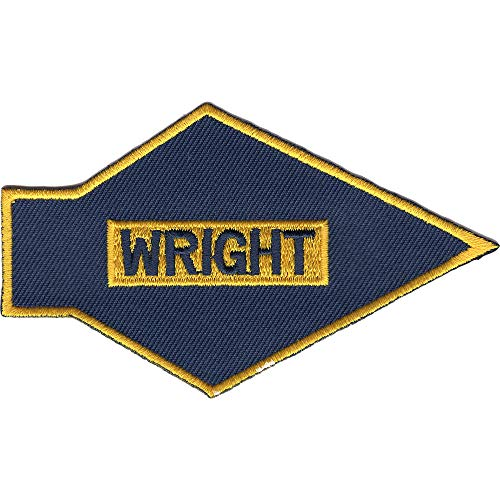 Wright-Patterson Air Force Base Dayton Ohio Patch