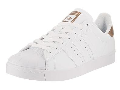 b8bcf010fee adidas Men s Superstar Vulc Adv Skate Shoe  Amazon.co.uk  Shoes   Bags