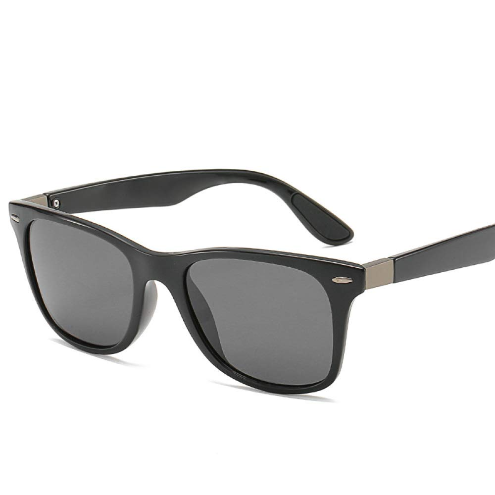 Yangjing-hl Gafas de Sol para Hombres y Mujeres Gafas de Sol ...