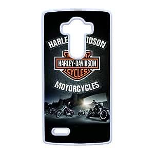 LG G4 Phone Case White Harley Davidson ZKH9385591