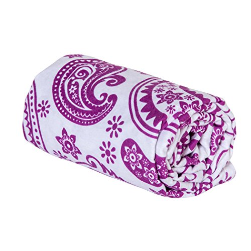 Trend Lab Swaddle Blanket Paisley